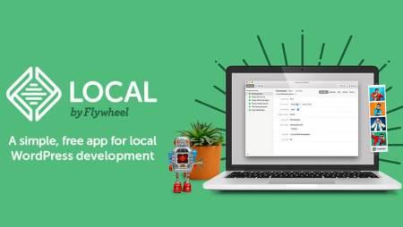 Τοπικό περιβάλλον για WordPress Development (Local by Flywheel)