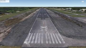 Vista Aérea del modelo 3D