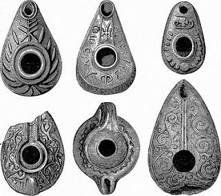 Ancient Oil Lamps