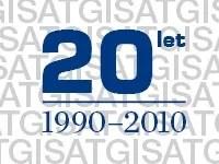 Firma GISAT oslavila 20 let od svého založení