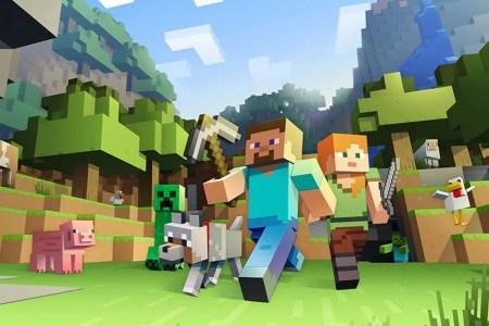 BIM ve stavebnictví. Minecraft v reálném životě / ilu koláž GeoBusiness