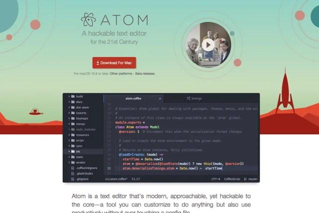 editor Atom (časopis GeoBusiness)