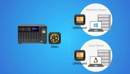 QNAP QRM+ centrální správa síťových zařízení / GeoBusiness