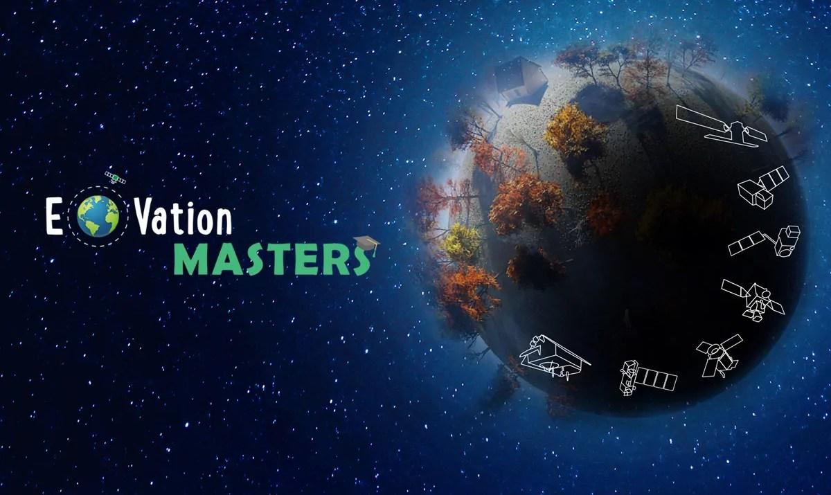 EOVation Masters soutěž ESA BIC Prague / GeoBusiness