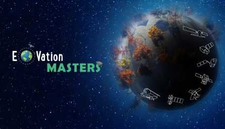 EOVation Masters soutěž ESA BIC Prague / GeoBusiness