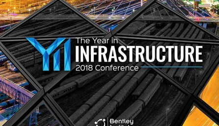 Bentley Systems Year in Infrastructure 2018 / GeoBusiness