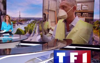 TF1 Masques Biocompostable