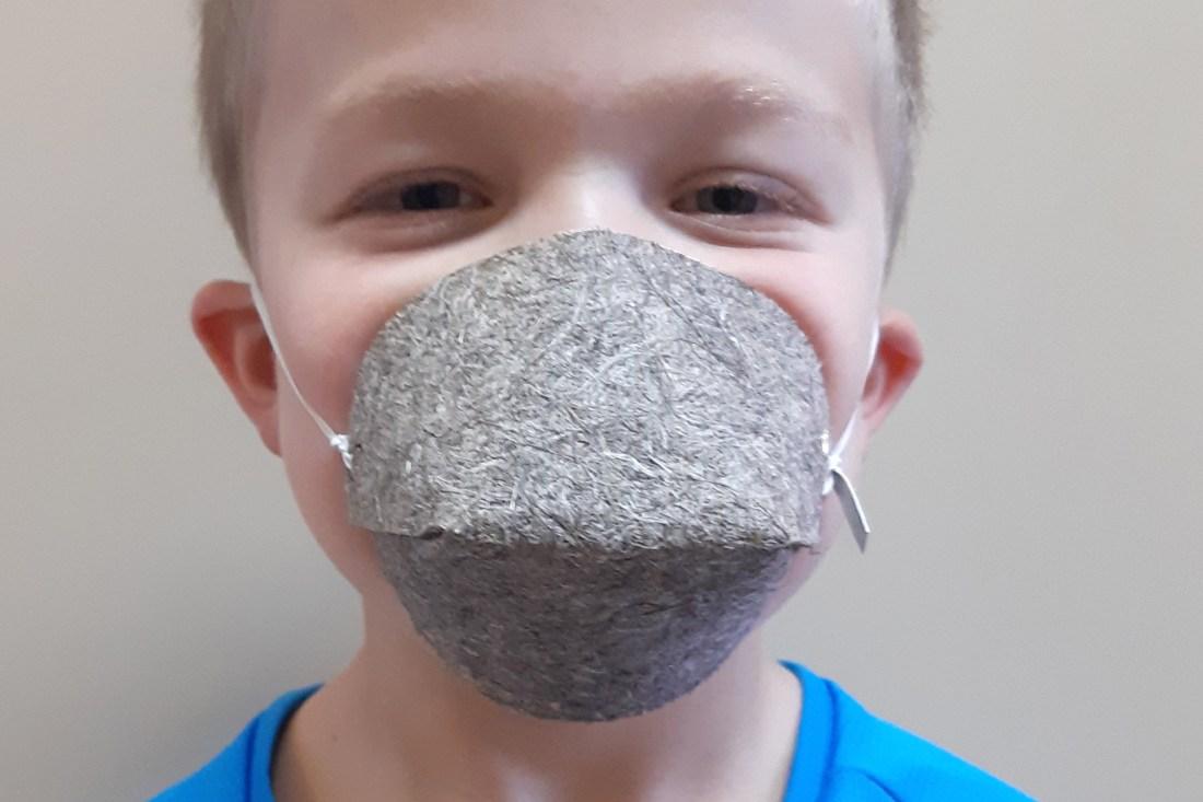 Masque UNS1 pour enfant