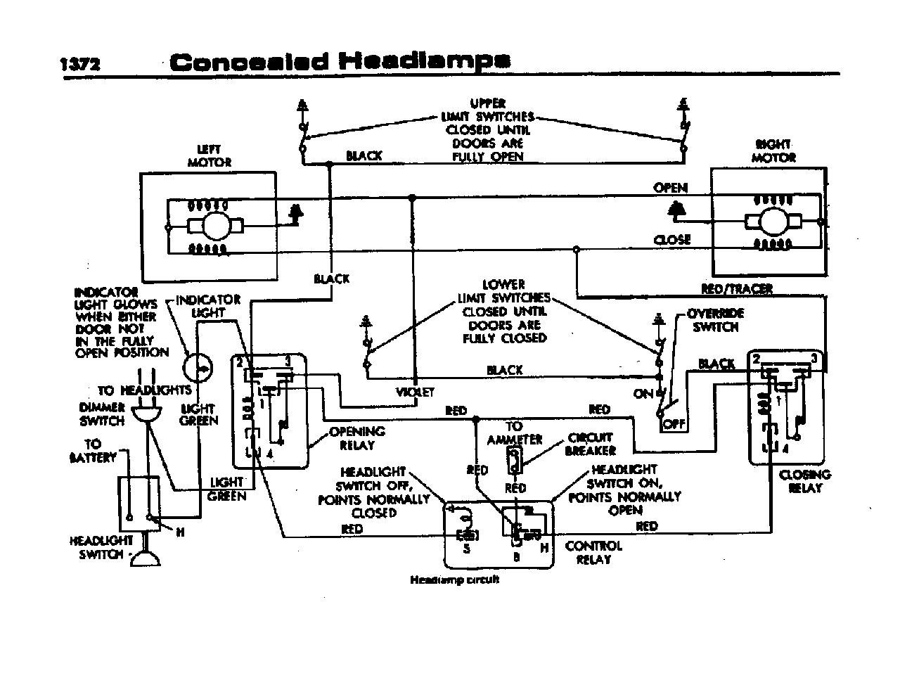 1974 Dodge Charger Wiring Diagrams