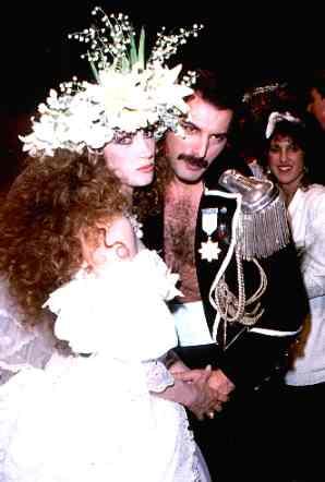 Freddie Mercurys On Valentines Day
