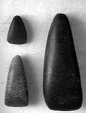 Resultado de imagen de piedras de rayo images