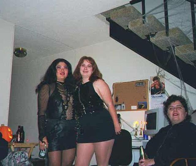 Candids Halloween 98