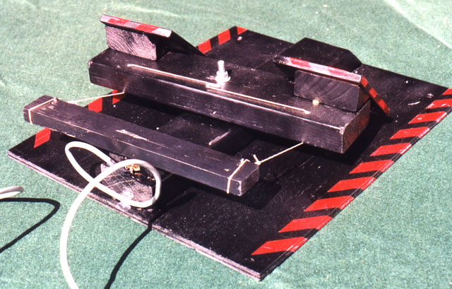 Andy Nelson S Home Made Rudder Pedals