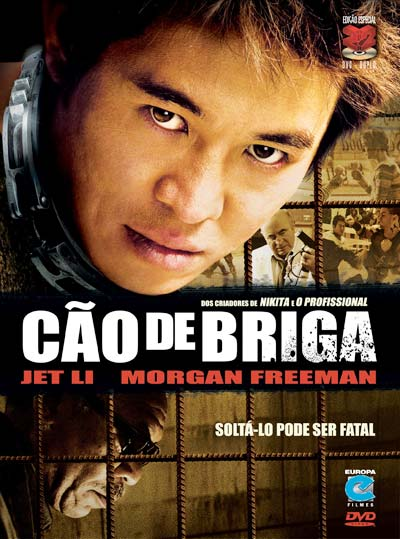 Poster do filme Cão de Briga