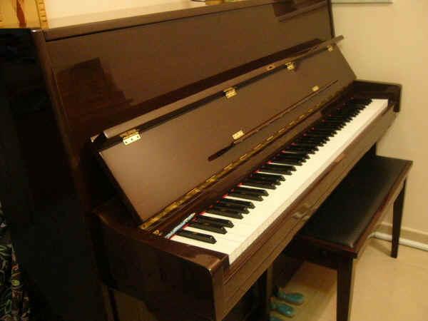 兒童青少年鋼琴課程(初級,一級,二級,三級,四級,五級)