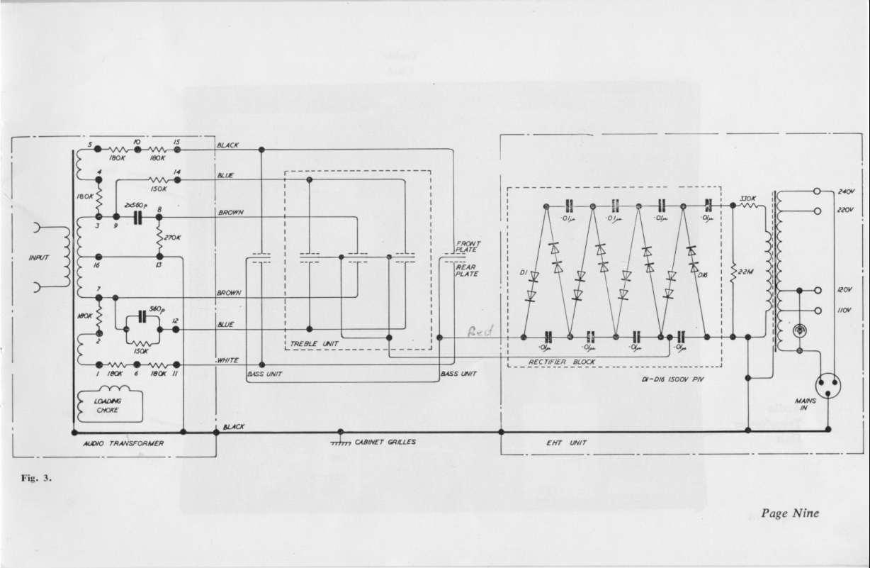 Speaker Repair Quad Esl 57 Speaker Repair