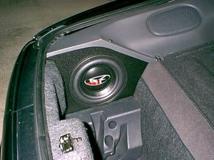 Shanon's 1998 WS7 Trans Am Car Stereo