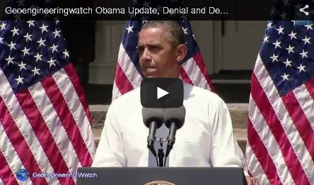 Obama Recent Climate Change Speech Discussed » Obama ...