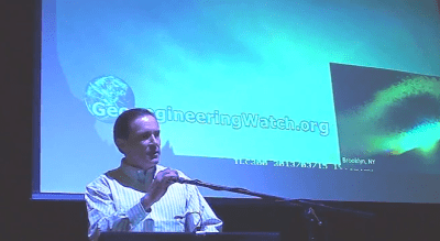 Geoengineering A Clear and Present Danger