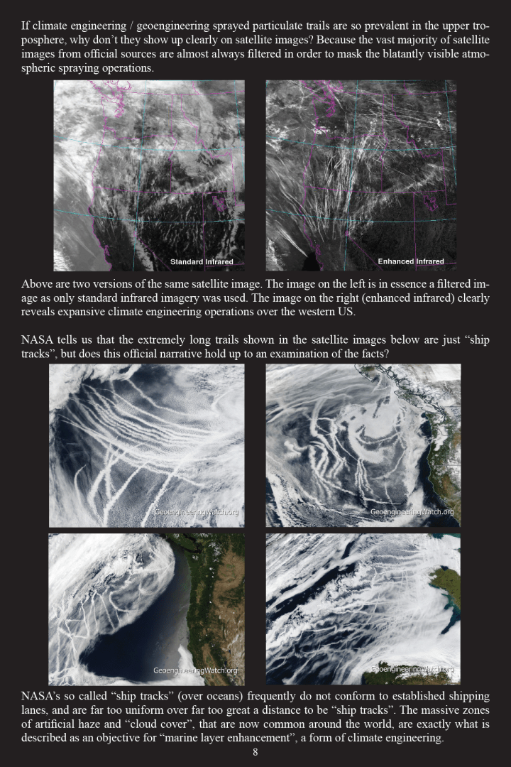 Climate Engineering Fact And Photo Summary - page 8