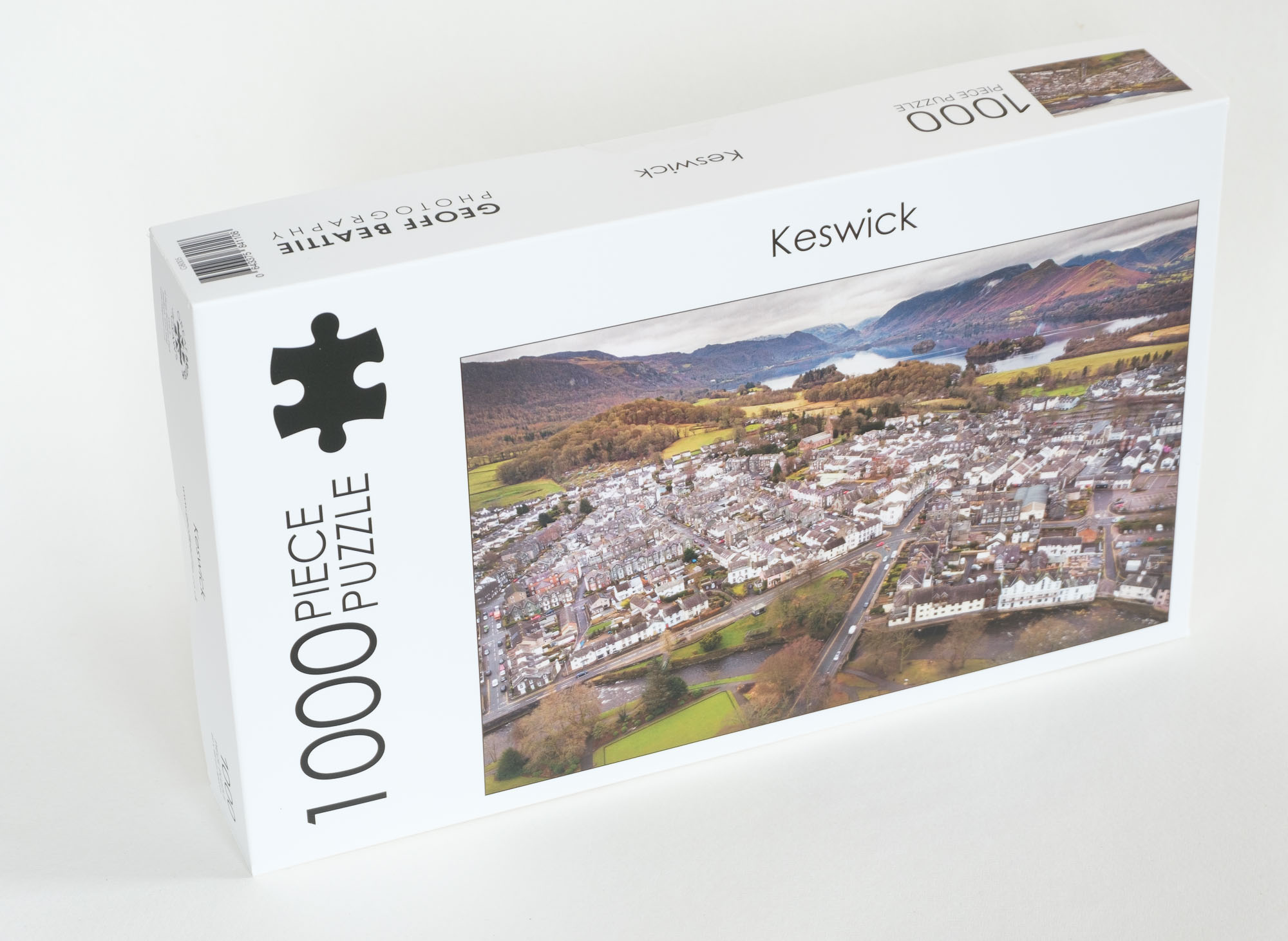 Keswick lake district cumbria jigsaw