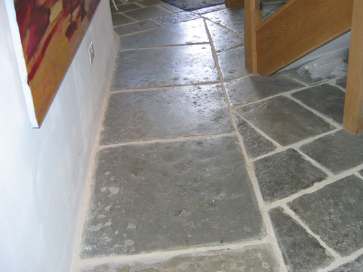 floor flagging stones in dorset