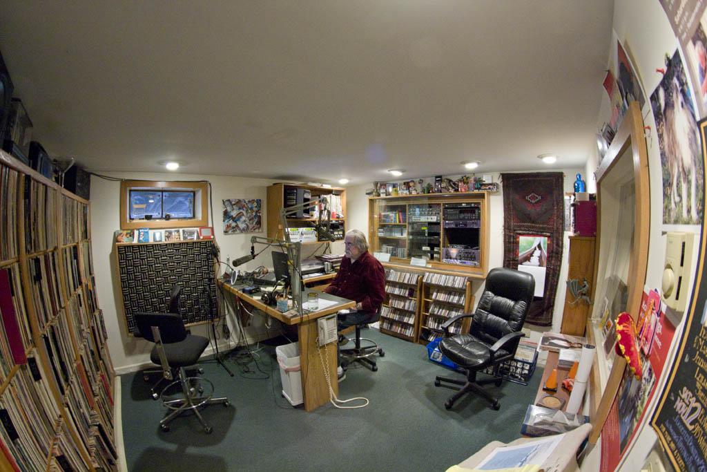 Man Cave Art Studio : It s a man caveu studio u geoff fox my permanent record