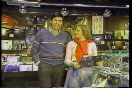 PM Magazine/Buffalo hosts Jan Stager and Geoff Fox - circa 1980