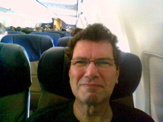 Geoff on Southwest