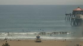 HB Pier  Southside   Surf Report and HD Surf Cam   SURFLINE.COM