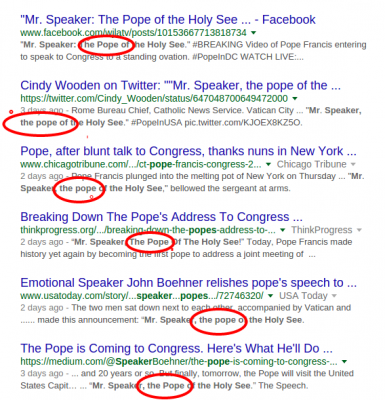 mr speaker  the pope of the holy see   Google Search