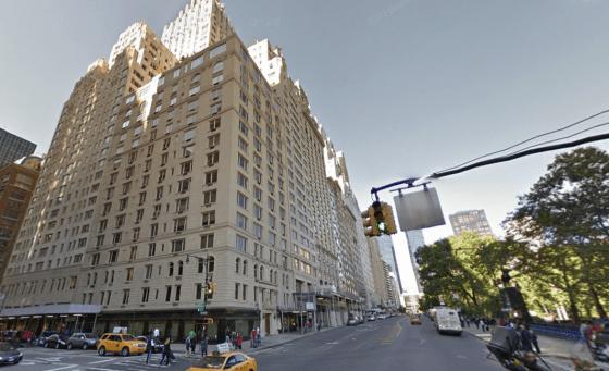 W 59th St   Google Maps
