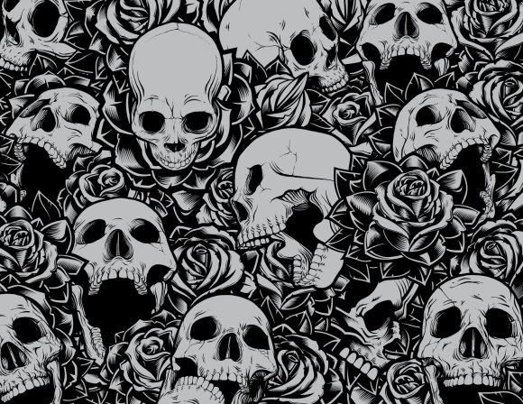 shutterstock_112593146-jpg-vector-skulls-and-roses-collage ...