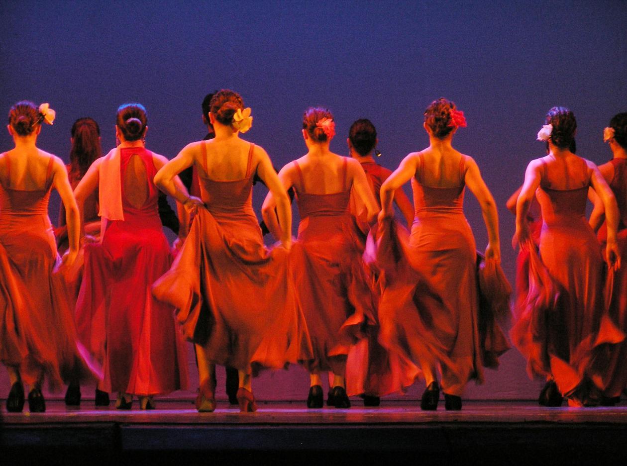 Flamenco Bucket List