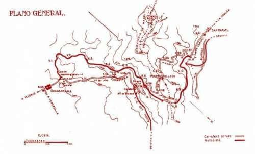 Proyecto del túnel de Guadarrama