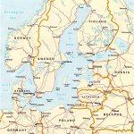 Baltic Sea Region Norway Sweden Denmark Travel Europe