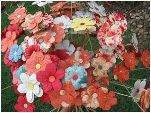 Spring Flower Craft