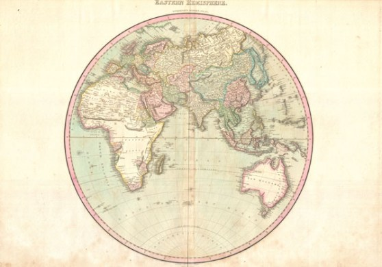 Eastern Hemisphere   Geographicus Rare Antique Maps Eastern Hemisphere