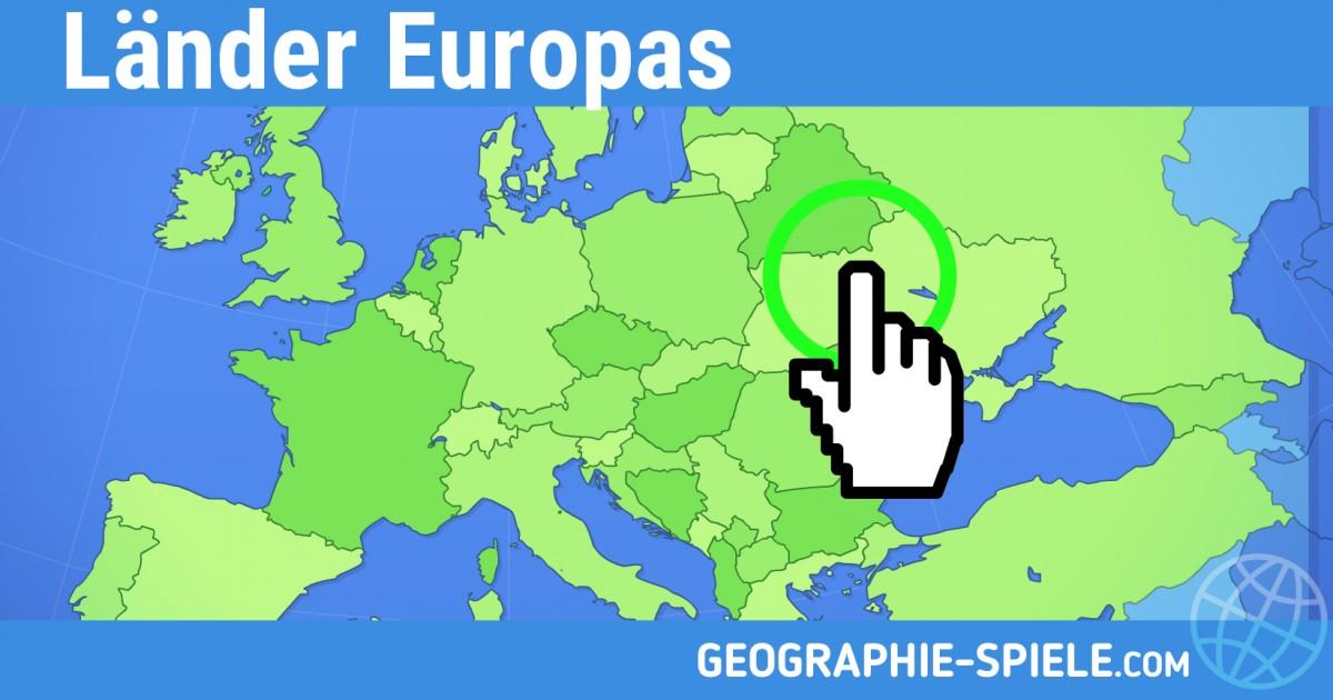 Geographie Spielecom Geographie Spiele Geo Quizz Europa