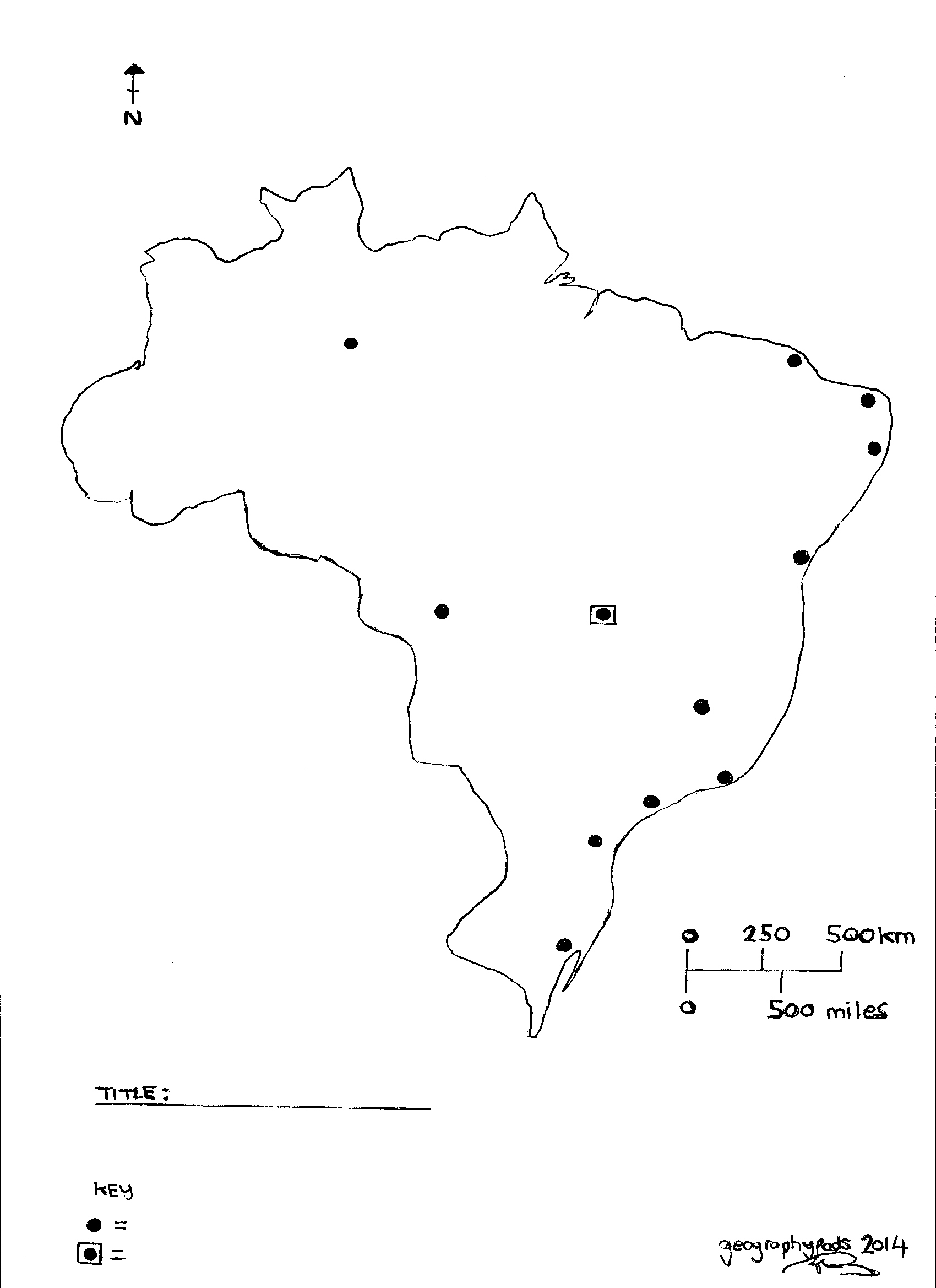 Geography Worksheet New 349 Geography Of Brazil Worksheet
