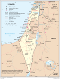 Maps Of Israel Geography Realm