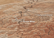 Earth from Above: Green River