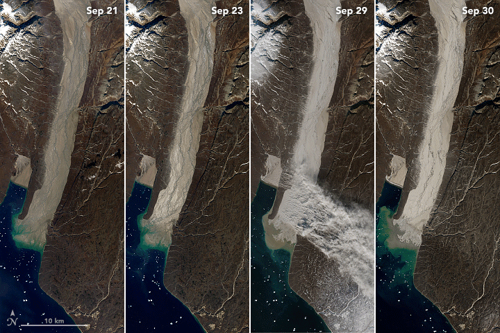 Landsat data from the U.S. Geological Survey and modified Copernicus Sentinel data (2018)