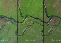 Monitoring Crop Production Via Satellite