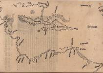 Earliest Known Map Showing Florida