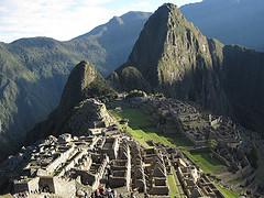 Peru: Macchu Picchu
