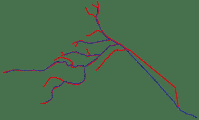 Abgleich Gewässernetze mit NetworkJoiner