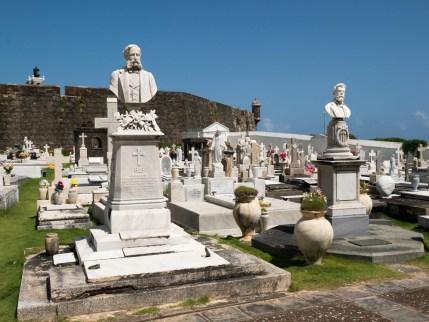 Cementerio Santa María Magdalena de Pazzi (julio 2016)