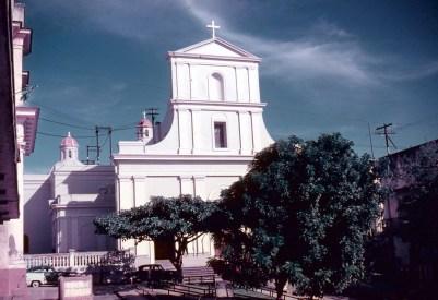 Calle del Cristo, Catedral (1954)