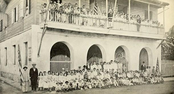 Public School in Arecibo.
